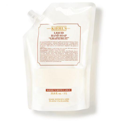 Liquid Hand Soap Grapefruit Refillable