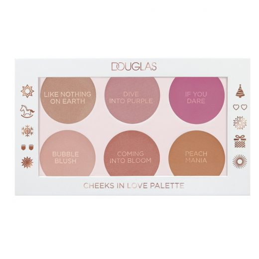 Cheeks In Love Palette