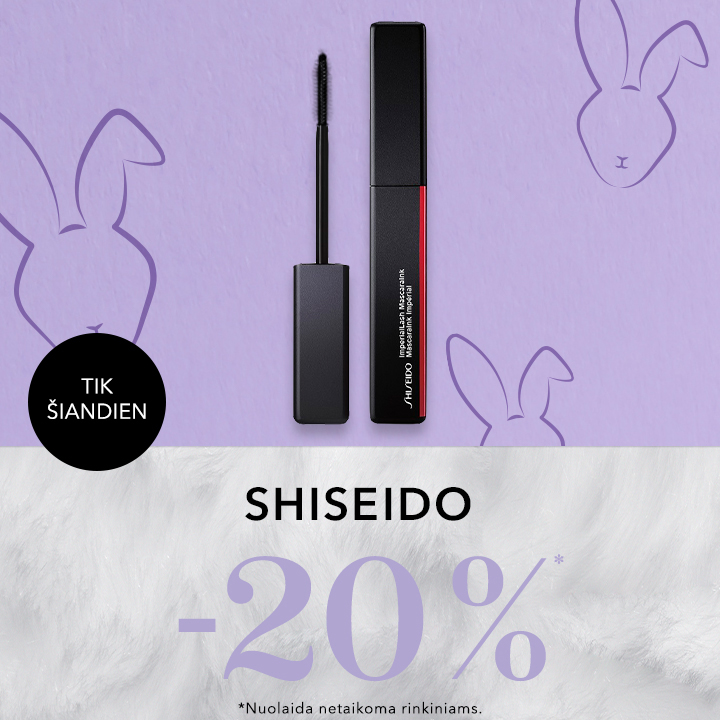 -20% SHISEIDO