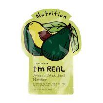 I Am Real Avocado Mask Sheet