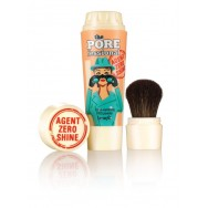 the POREfessional. agent zero shine