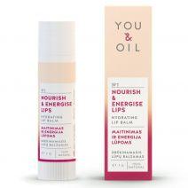 Nourish & Energise Lip Balm