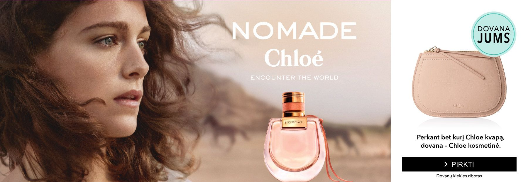 Chloe Nomade naujiena