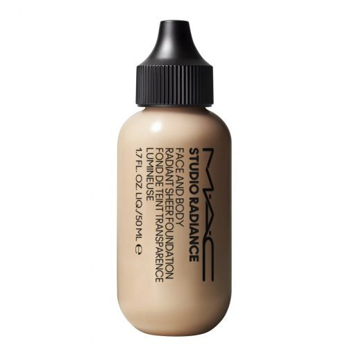 Studio Radiance Face And Body Radiant Sheer Foundation N0