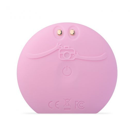 LUNA fofo Facial Cleansing Brush Pearl Pink