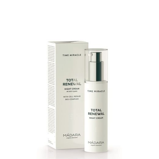 Time Miracle Total Renewal Night Cream