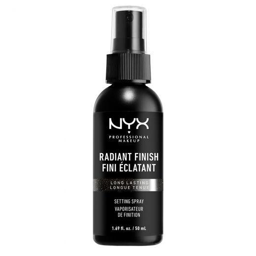 Radiant Finish Make-Up Setting Spray