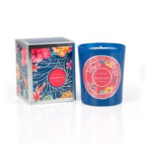 Mauritius Scented Glass Candle