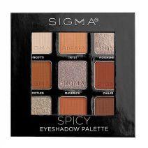 Spicy Eyeshadow Palette