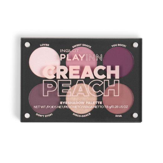Creach Peach Eye Shadow Palette