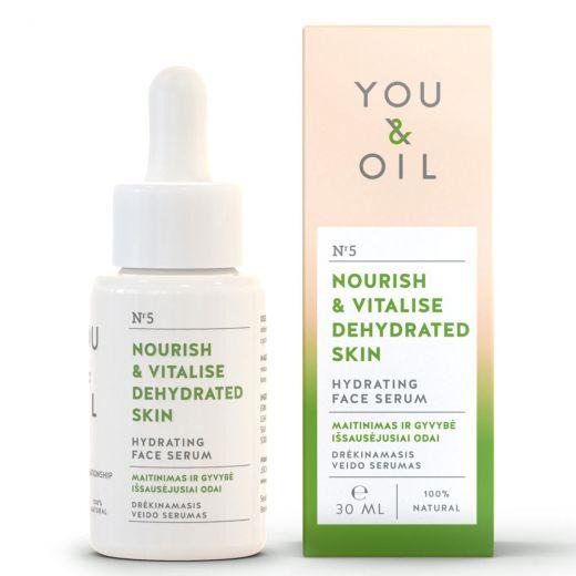 Nourish & Vitalise Dehydrated Skin Serum