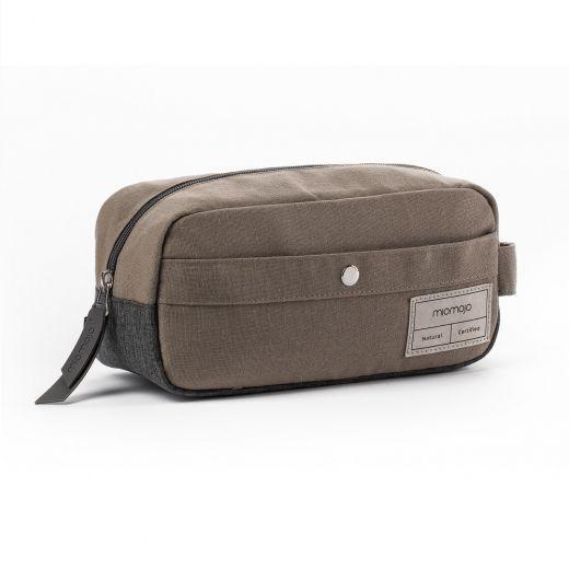 Il Galante Cosmetic Bag Tortora
