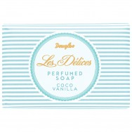 Kokosų ir vanilės kvapo muilas Douglas Les Delices