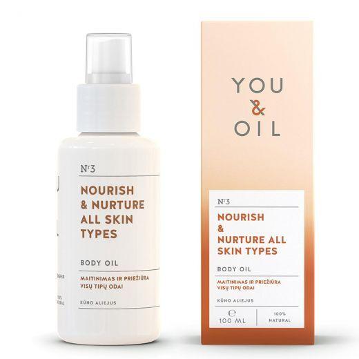 Nourish & Nurture All Skin Types
