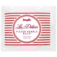 Karamelizuotų obuolių kvapo putojanti vonios druska Douglas Les Delices