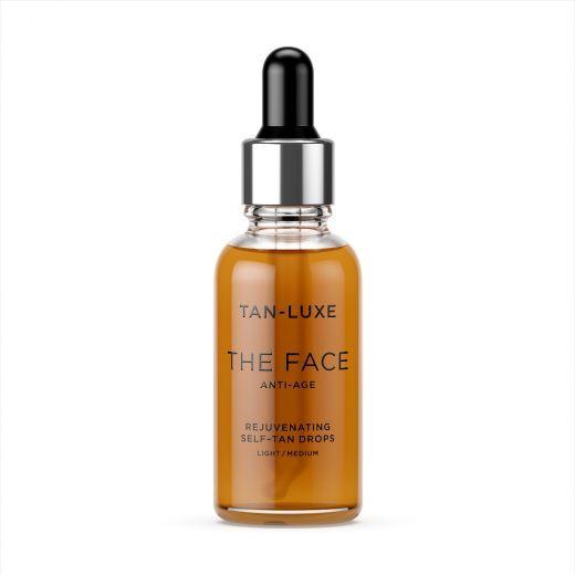 The Face Anti-Age Self-Tan Drops