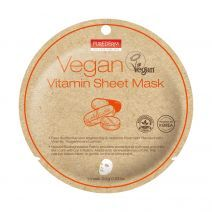 Vegan Vitamin Sheet Mask