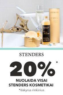 -20 % STENDERS