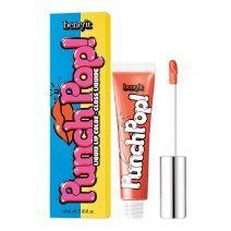 punch pop! liquid lip color gloss