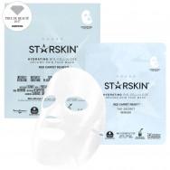 Drėkinamoji kokosų ir bio-celiuliozės pagrindo veido kaukė Starskin