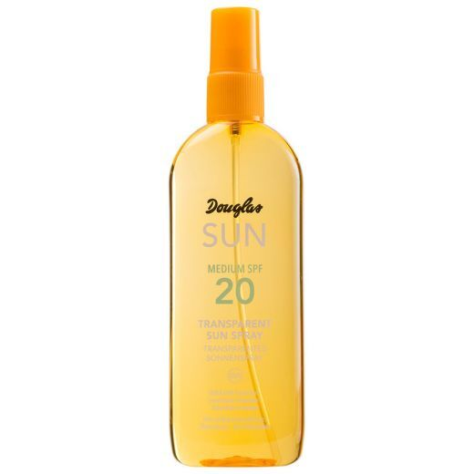 Transparent Sun Spray SPF20