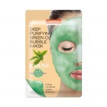 Deep Purifying Green O2 Bubble Mask