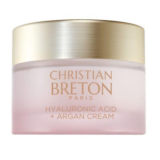 Hyaluronique Acid + Argan Cream