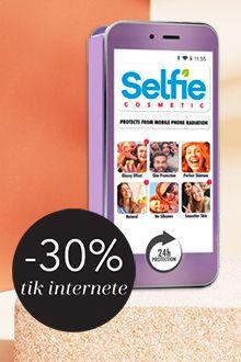 SELFIE kosmetika -30%
