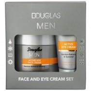 Face & Eye Cream Set For Men