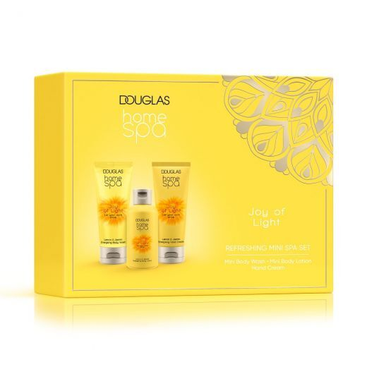 Joy Of Light Refreshing Mini Spa Set