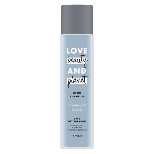 Volume & Bounty Dry Shampoo