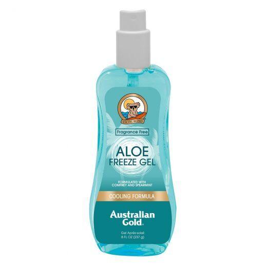 Aloe Freeze Gel Cooling Formula