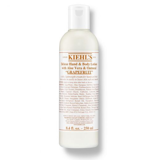 Deluxe Hand & Body Lotion Gpapefruit