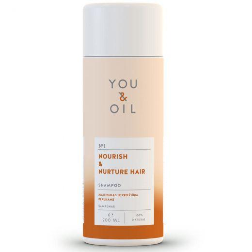 Nourish & Nurture Hair Shampoo