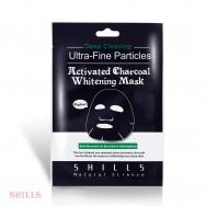 Valanti ir poras sutraukianti audinio kaukė Shills