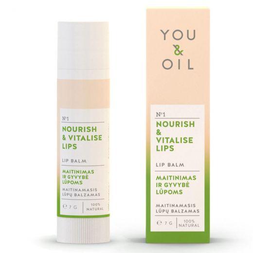 Nourish & Vitalise Lip Balm
