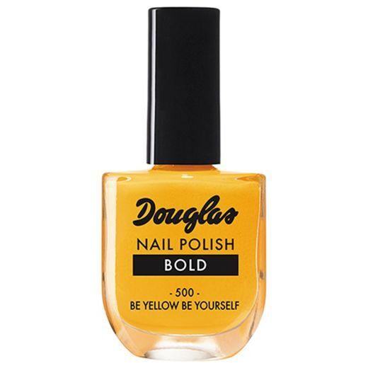 Bold Nail Polish