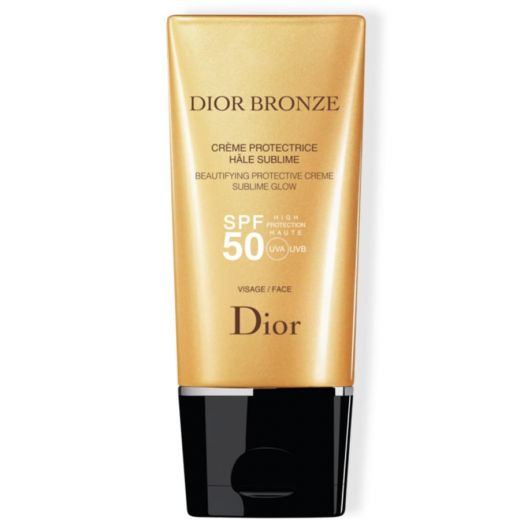 Bronze Beautifying Protective Creme Sublime Glow SPF 50