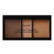 Kreminė veido kontūravimo paletė NYX PROFESSIONAL MAKEUP