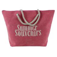 Summer Souvenirs Beachbag  Paplūdimio krepšys