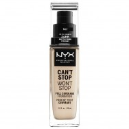Can´t Stop Won´t Stop Full Coverage Foundation