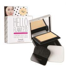 hello flawless! powder foundation