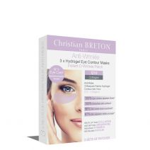 3 Anti-Wrinkle Hydrogel Eye Masks