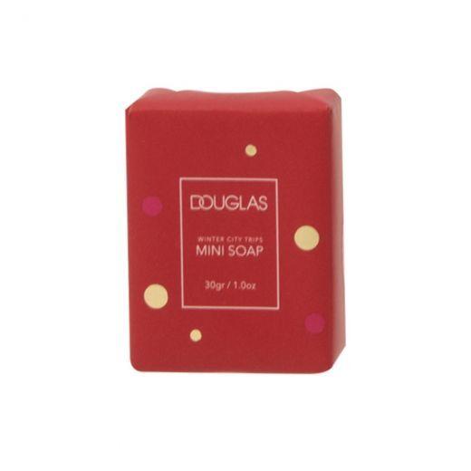 Winter City Trips Mini Soap Red