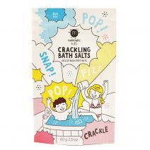 Crackling Bath Salts Blue
