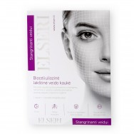 Elseri Bioceliuliozinė stangrinamoji veido kaukė