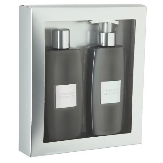 Platinum Shower Gel & Body Lotion Set