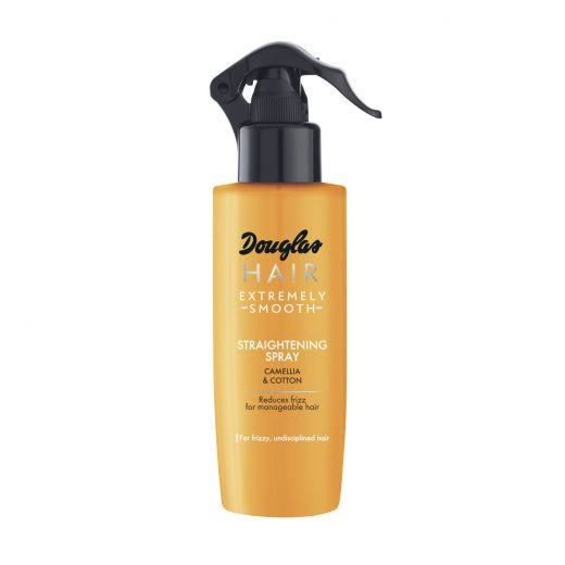 Extremely Smooth Anti-Frizz Straightening Spray
