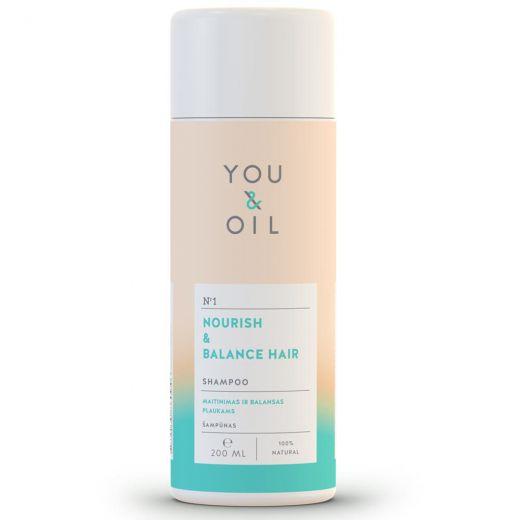 Nourish & Balance Hair Shampoo