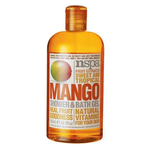 NSPA Mango Shower Bath Gel